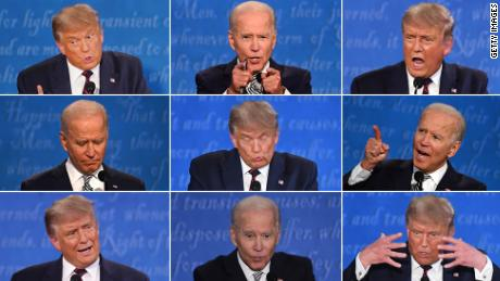 6 takeaways from the off-the-rails first debate between Biden and Trump