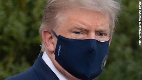 Trump's politics of sickness boomerangs back