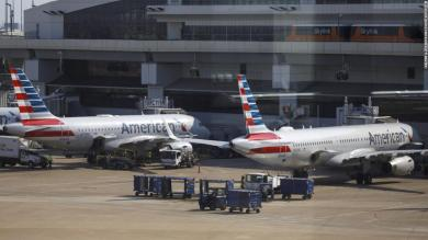 Airlines 'disheartened' by Trump ending stimulus talks