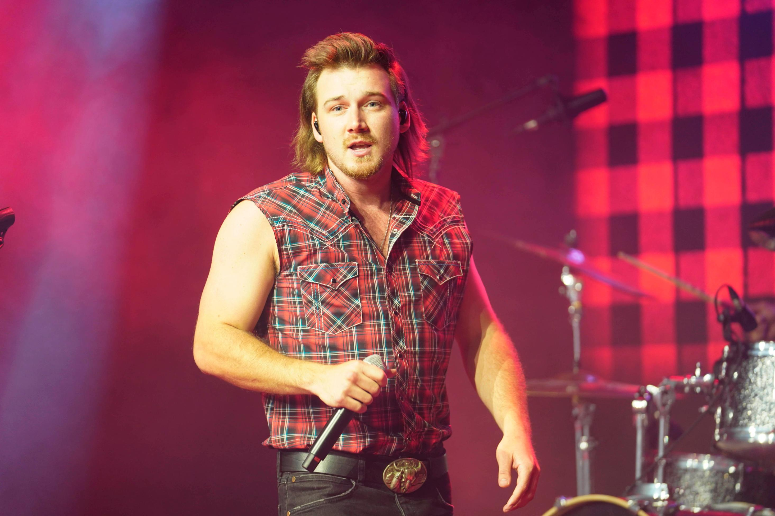 Oops Morgan Wallen Hurls N-Word Outside Home After Rowdy Night Out -2/2/21