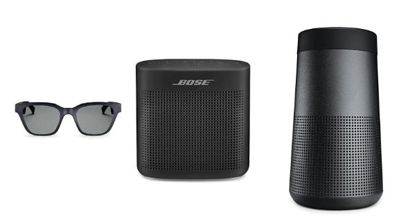 Bose Bluetooth portable speakers