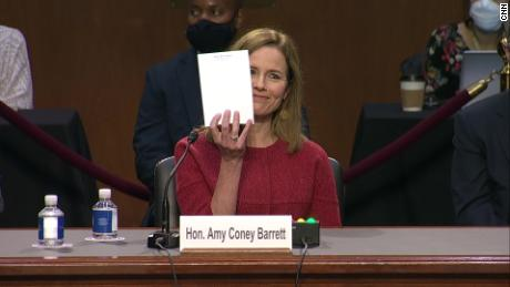 The Art of Dodge: Amy Connie Barrett's 11 Hours on the Senate Hot Seat