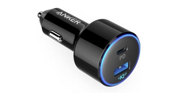 Anker 49.5W PowerDrive Speed+ 2