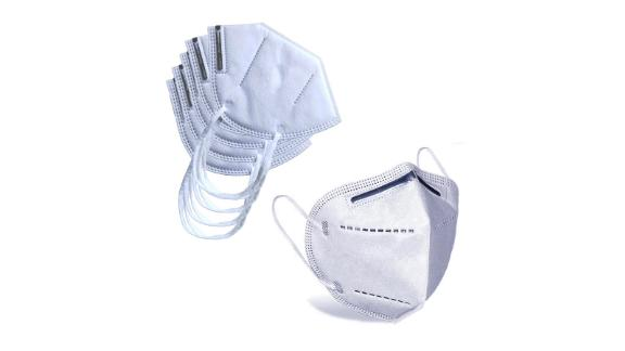 KN95 Face Mask, 5 Count