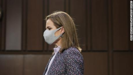 Trump's taxes, election and abortion cases await Amy Coney Barrett in her first week