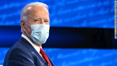 Biden hides his views on key issues