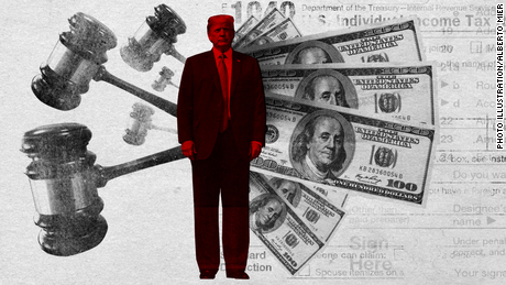 The legal reckoning awaiting Donald Trump if he loses the election