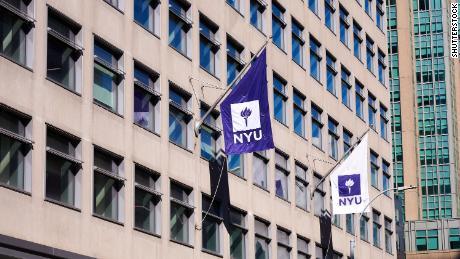NYU students claim to have reversed coronavirus discipline