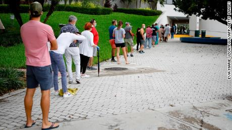 Florida's early vote skewing younger so far