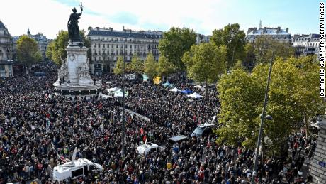 A teacher is beheaded, and France's war over secularism, freedom of speech and religious equality reignites