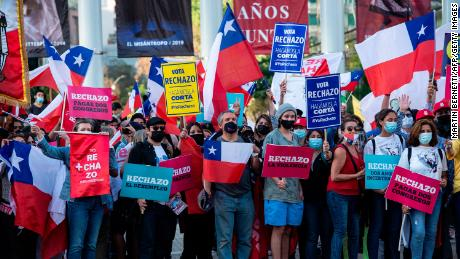 Can a new constitution solve Chile's old problems?