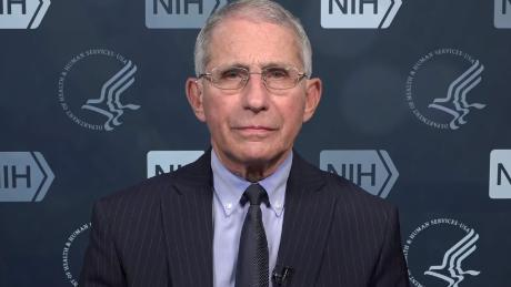 Fauci says discoveries about a potential coronavirus vaccine are expected in early December, but widespread availability will come later