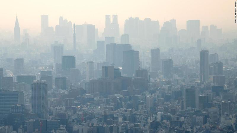Japan's Prime Minister sets goal of carbon-neutral society by 2050