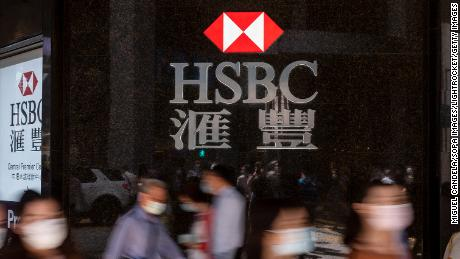 HSBC plans to accelerate restructuring as profits fall 36%