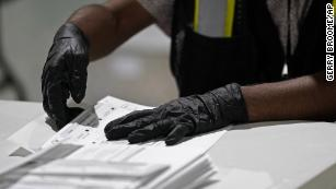 Judge rejects Republican efforts to halt early vote counting in Las Vegas