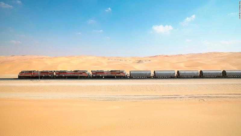 UAE's first national rail network 'has the potential to transform the economy'