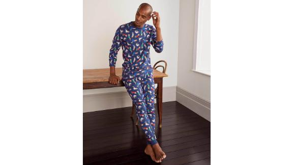 Jersey Pajama Set Starboard Jolly Dogs