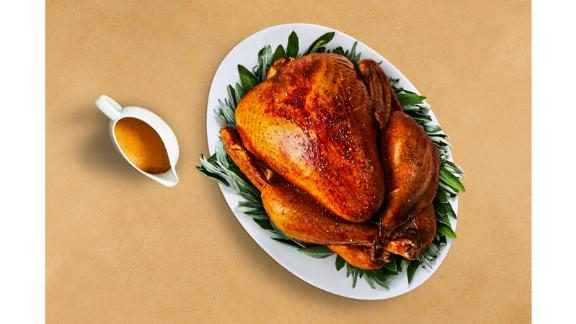 HelloFresh Roast Turkey and Classic Gravy