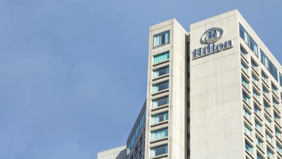 Get added perks with the Hilton Amex Surpass card at properties like the Hilton Québec on Parliament Hill.