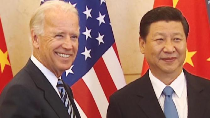 Chinese leader Xi Jinping congratulates Joe Biden on winning election -  CNNPolitics
