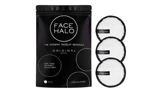 Face Halo Original Makeup Remover, 3-Pack