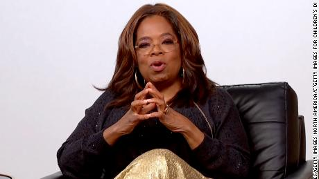All hail Oprah Winfrey.
