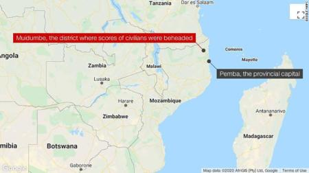 Militant Islamic Terrorism Spikes in Mozambique