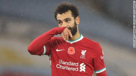 Mohamed Salah tests positive for coronavirus, Egyptian Football Association says
