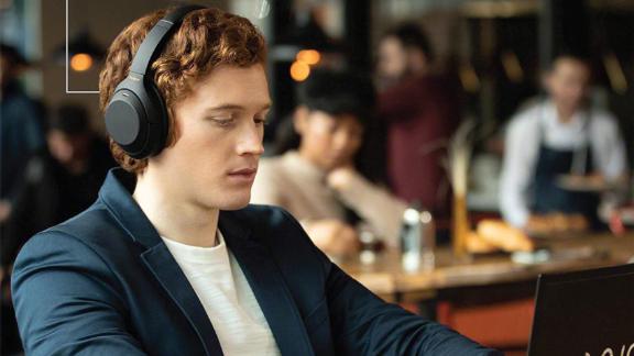 Sony WH-1000XM4 Over-Ear Headphones