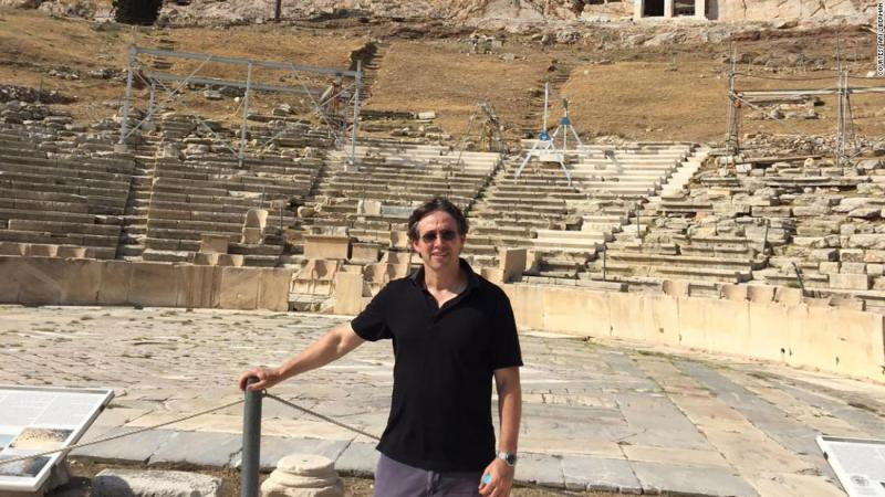 Comedian Avi Liberman: I've traveled more since Covid-19 than ever before — no joke