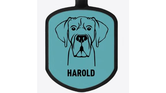 Breed Silicone Dog I.D. Tags