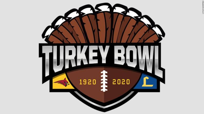 Rival high schools cancel their annual 'Turkey Bowl' for first time in 100 years due to Covid-19