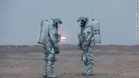 Astronauts on a mission to Mars will need to be 'conscientious' to work well together