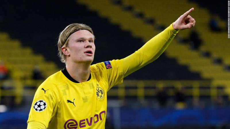 The next Lionel Messi or Cristiano Ronaldo? Don't bet against Erling Haaland