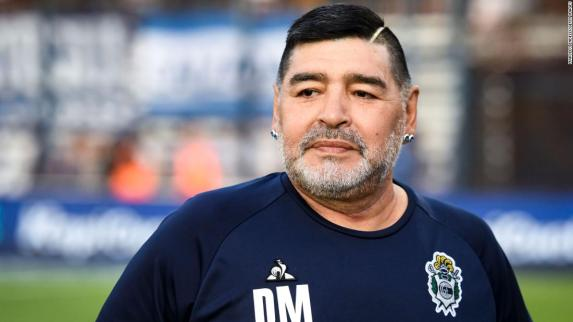 Diego Maradona dies after suffering heart failure - CNN