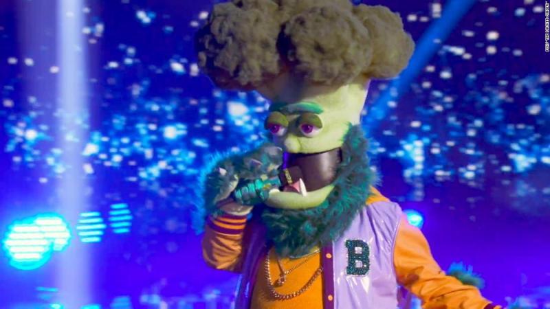 'The Masked Singer' reveals the legend behind Broccoli
