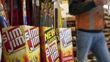 Slim Jims were invented in 1928, but it was Adams who created the modern recipe.