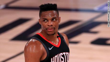 การค้าของ Russell Westbrook กับ Washington Wizards เป็นครั้งที่สองในสองฤดูกาลของเขา