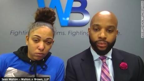 Casey Goodson Jr's mom says cops brought up their 'bias' against her son and her family