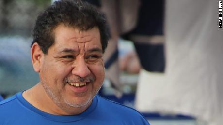 Tony Vasquez.