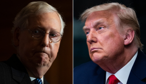 McConnell's plan to deal with Trump: Ignore him