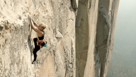 'We should be less afraid to be afraid,' says Emily Harrington after historic El Capitan climb