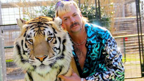 "Joe Exotic is one of the stars of ""Tiger King."""