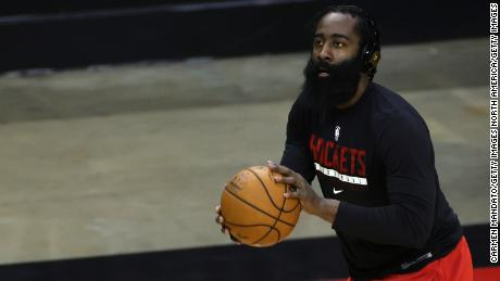 Will James Harden stay in Houston for the 2020-21 season?