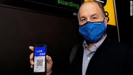 CommonPass has partnered with several airlines to launch their health credential app on select international flights.