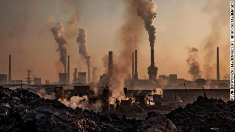 Remember the pandemic greenhouse emissions drop? It's nearly gone