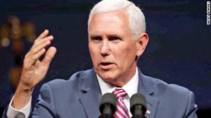 Mike Pence is torn between serving Donald Trump and serving the country, says biographer Michael D'Antonio - CNN Video