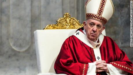 Pope Francis says he is in line to take the Kovid-19 vaccine
