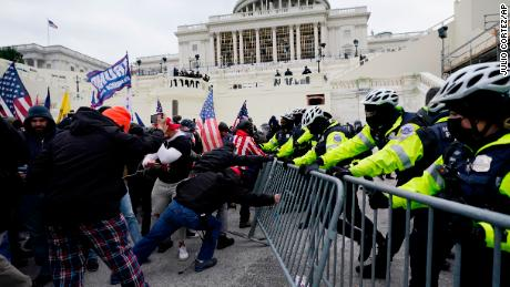 'No one knew what we were supposed to be doing there.' Inside the law enforcement chaos at the Capitol
