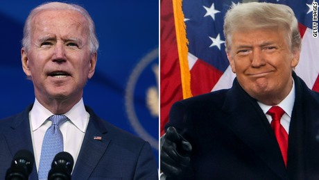 Trump's historic 2nd impeachment trial hangs over Biden and Republicans